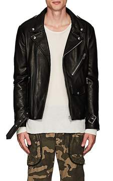 Faith Connexion Men's thedrop@barneys: New York Oversized Leather Moto Jacket