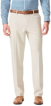 Dockers Men's Relaxed Fit Comfort Stretch Khaki Pants D4