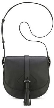 Anne Klein Gillian Leather Crossbody Bag