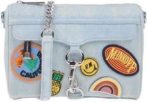 Rebecca Minkoff Handbags - BLUE - STYLE