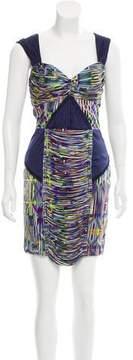 Matthew Williamson Sleeveless Printed Dress