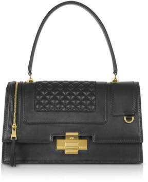 N°21 N.21 N21 Black Quilted Leather Alice Bag