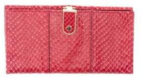 Judith Leiber Vintage Snakeskin Wallet