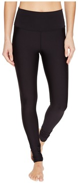 Alo High Waist Sculpt Leggings Women's Casual Pants