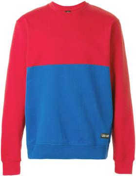Les (Art)ists contrast sweatshirt