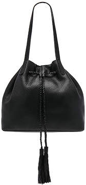 Rebecca Minkoff Unlined Drawstring Tote - BLACK - STYLE