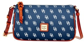 Dooney & Bourke Gretta Lexi Crossbody - NAVY WHITE - STYLE