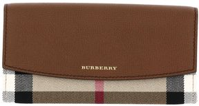 Burberry Wallet Wallet Women - LEATHER - STYLE