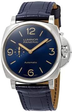 Panerai Luminor Automatic Blue Dial Men's Watch