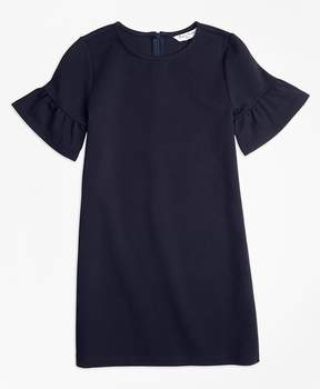 Brooks Brothers Ponte Shift Dress