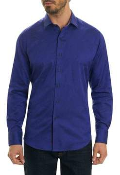 Robert Graham Paisley Casual Button-Down Shirt