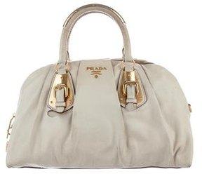Prada Vitello Daino Handle Bag