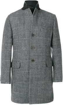 Fay check coat