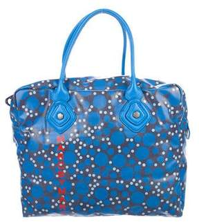 Marc by Marc Jacobs Printed Coated Canvas Tote
