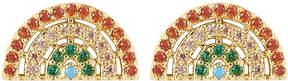 Henri Bendel Rainbow Stud Earring