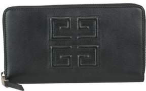 Givenchy 4g Logo Wallet