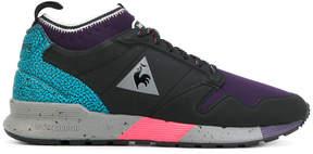 Le Coq Sportif colourblock sneakers