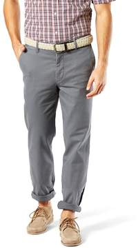 Dockers D3 Classic-Fit Washed Khaki Flat-Front Pants