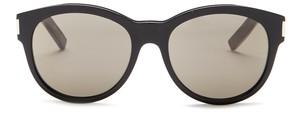 Saint Laurent Women's Round Sunglasses