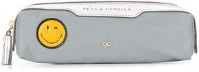 Anya Hindmarch 'Smiley' pencil case