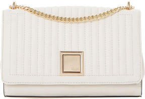 Dune Edwyn chain strap quilted shoulder bag