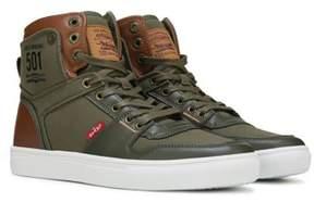 Levi's Men's Jeffery 501 High Top Sneaker
