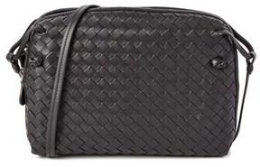 Bottega Veneta Small Intrecciato Nappa Leather Messenger.