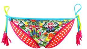Bananamoon Banana Moon Red Bikini Panties Teens Beachpoint Lia.