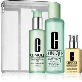 3-Step Kit with Liquid Facial Soap - Very Dry to Dry Skin Types