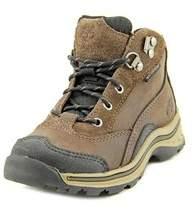 Timberland Tuck Away Round Toe Canvas Hiking Shoe.