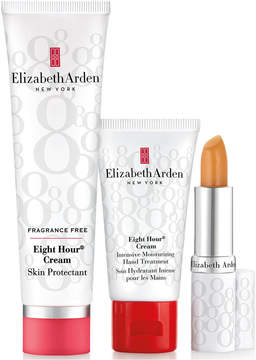 Elizabeth Arden Eight Hour Cream Skin Protectant Fragrance Free Set - A $53 Value