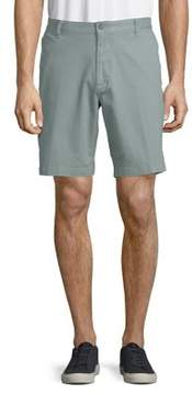 Dockers Cotton-Blend Chino Shorts