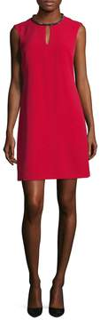 Donna Ricco Women's Embellished Shift Dress