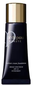 Clé de Peau Beauté Radiant Cream Foundation SPF 24/0.87 oz.
