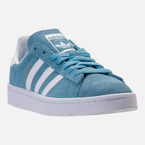 adidas Boys' Grade School Campus adicolor Casual Shoes