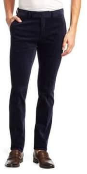 Ralph Lauren Purple Label Slim Eaton Corduroy Pants