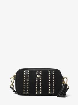 MICHAEL Michael Kors Small Mixed-Media Camera Bag