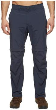 Jack Wolfskin Canyon Zip Off Pants - Short Men's Casual Pants