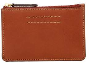 Frye Harness ID Leather Card Case