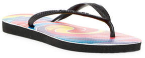 Havaianas Dylans Candy Bar Flip Flop (Little Kid)