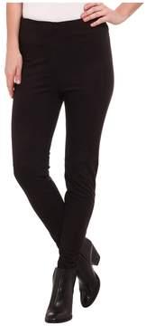 Lysse High Waist Suede Leggings Women's Casual Pants