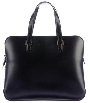 Hermes Box Escapada Bag - BLACK - STYLE