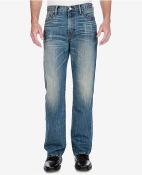 Lucky Brand Men's 181 Straight Relaxed Fit Jeans