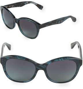 Vera Wang Women's 55MM Butterfly Sunglasses