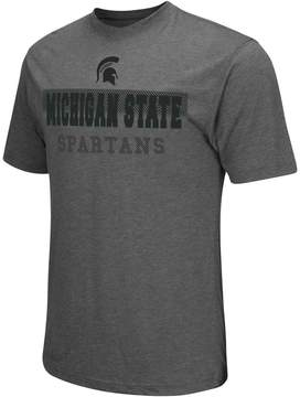 Colosseum Men's Campus Heritage Michigan State Spartans Prism Tee