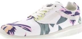 Vans Iso 1.5 Vintage Floral Marshmellow Ankle-High Skateboarding Shoe - 10M / 8.5M