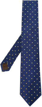Church's patterned tie
