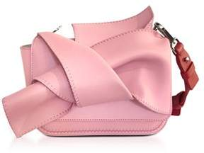 N°21 Women's Pink Leather Shoulder Bag.