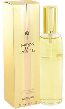 Guerlain Jardins De Bagatelle by Eau De Toilette Spray Refill for Women (3 oz)