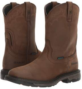 Ariat Workhog Wellington H2O Men's Work Boots